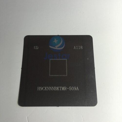 2 шт./лот BGA-Reball трафарет для Оперативная память h9cknnnbktmr-509a h9cknnnbktmr