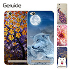 Geruide Xiaomi Redmi 5A Case Cover, Fashionable Soft TPU Silicone Back Cover Cases For Redmi 5A 5.0inch Cell Phone Cases