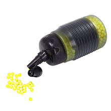 Quick Speed BB Loader Bottle Tactical Hunting Wargame Softair BB Balls Paintball Accessories 2300 Round for Shooting Combat