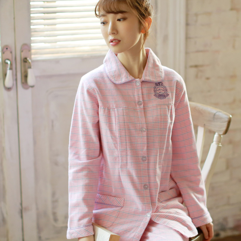 Thick Velvet Maternity Pajamas Set Autumn Winter Pregnant Women Pregnancy Breastfeeding Nursing Pajamas Sleepwear Long Sleeve