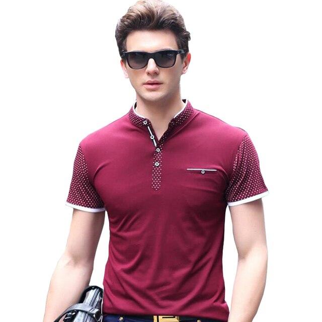2017 Brand Men Clothes T Shirt Men Cotton T-Shirt  summer Business Casual T Shirts high quality t shirt for men brand clothing