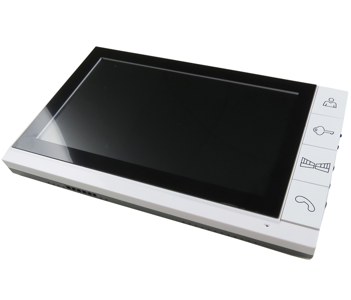 Brand New Wired 9 Inch TFT White Screen Monitor For Video Door Phone Intercom System