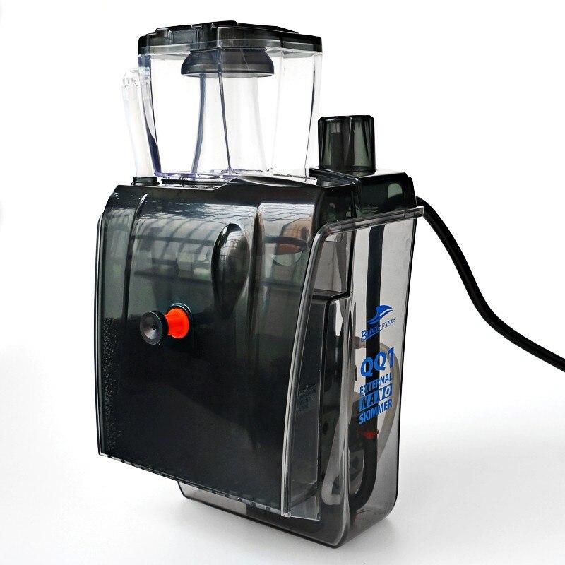 Пузырьковый насос Magus QQ1 для протеиновых скиммеров, наружный насос для морской рифа, колесо Вентури, насос для резервуара 100 л