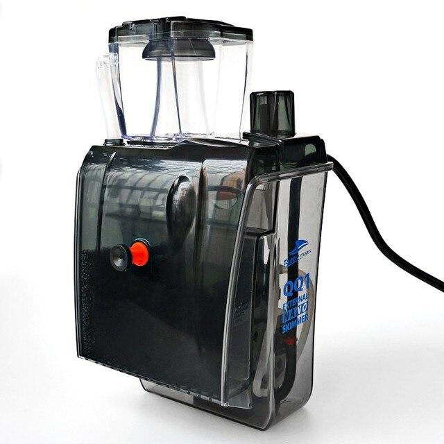 Burbuja Magus QQ1 colgar en Nano proteína Skimmer bomba de sumidero externo bomba de agua salada de Arrecife Marino aguja rueda Venturi bomba para 100L tanque
