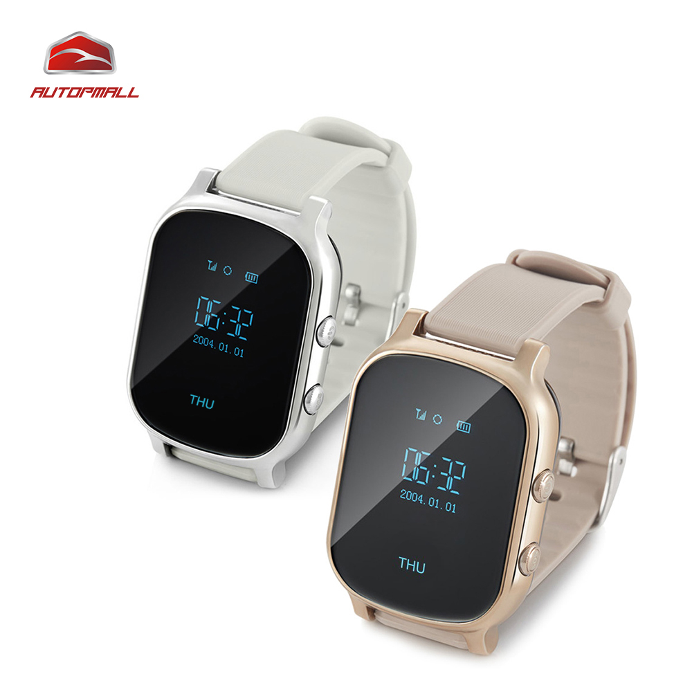 Smart Watch font b GPS b font Tracker T58 Personal font b GPS b font GSM