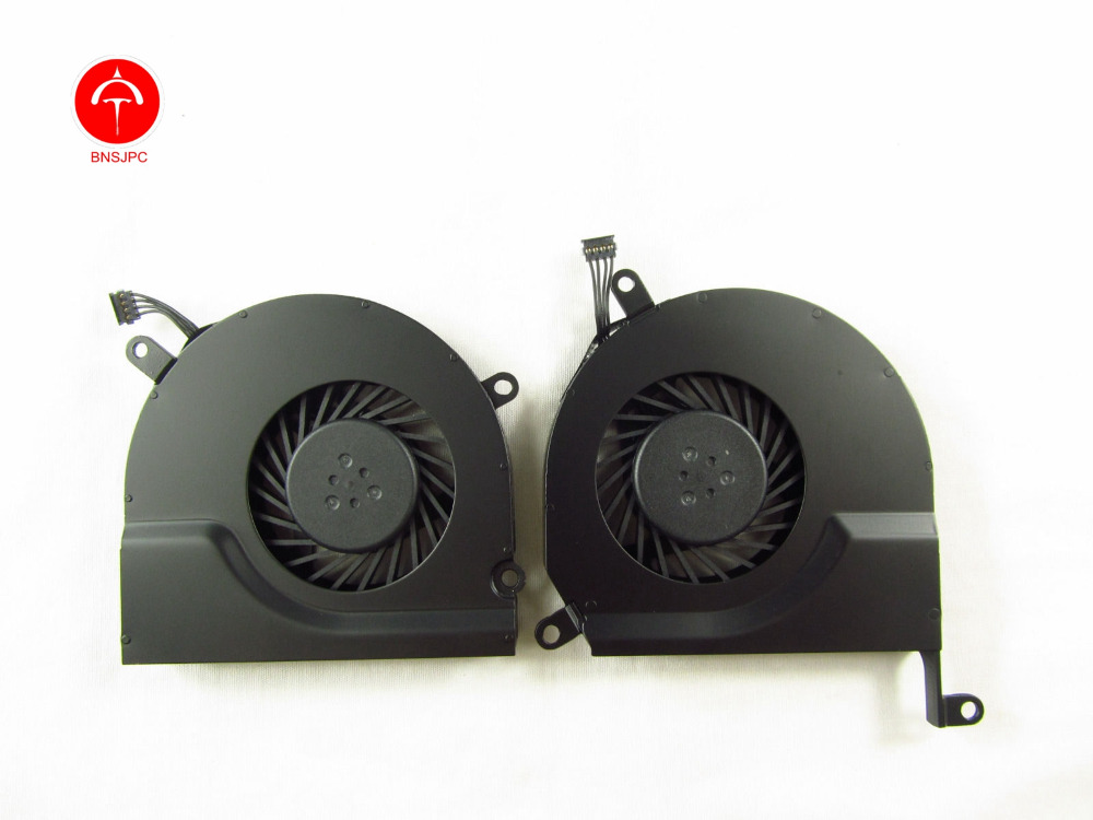"USED Left CPU Processor Cooling Fan Cooler for MacBook Pro 15/"" A1286 2010 2011"