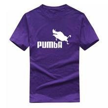 Pumba men short sleeves all varian color t shirt