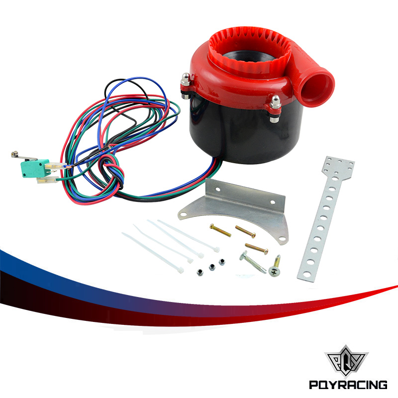 PQY Universal Electronic Turbo Car Dump Valve Electronic