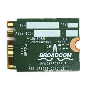 Image 2 - DW1820A BCM94350ZAE 802.11ac BT4.1 867 150mbps BCM94350 M.2/NGFF 無線 Lan ワイヤレスカード PK BCM94352Z