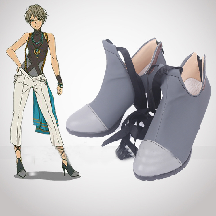 Violet Evergarden Iris Cannary Cosplay Shoes Boots Adult Halloween Carnival Party Cosplay Costume Accessories