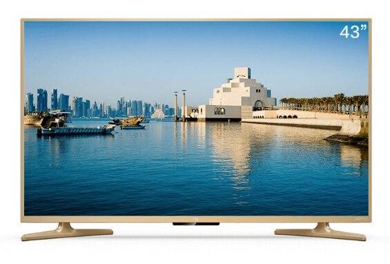 AV HDMI LAN  32 55 inch internet version WIFI 4A 4k 32G smart HD 2160p led TV display