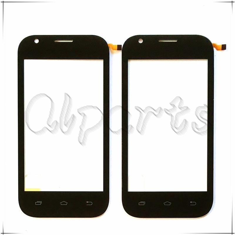 "imágenes para 4.0 ""teléfono móvil de pantalla táctil digitalizador panel Para texet inicio TM-4172 tm 4172 sensor de reemplazo de cristal frontal envío Gratis"