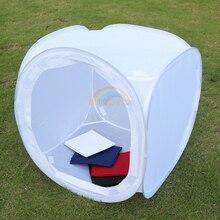 Işık çadır yumuşak kutu çekim çadırı Softbox kutu 40*40cm 50*50cm 60*60CM/fotoğraf ışığı ışık çadır 4 arka planında takip numarası