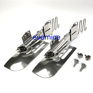 Image 4 - 2 Set Top Clean Bottom Raw Type A Binder W/Screw For Janome Babylock Coverstitch