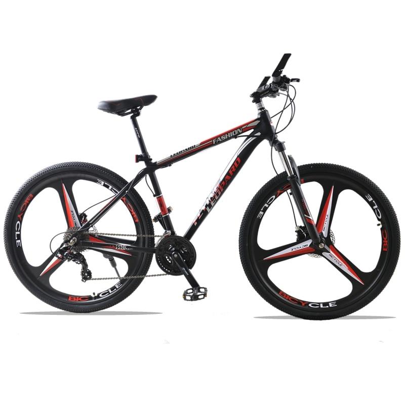 bicycle Mountain Bike 27 Speed 3-Spoke 29 Inches Wheels Dual Disc Brake Aluminum Frame MTB mtb mountain bike 29er bicycle wheels disc brake 24h bicycle wheels