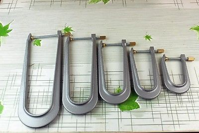 1 set Violin Bass Bar clamp luthier tools violin making install repair tools