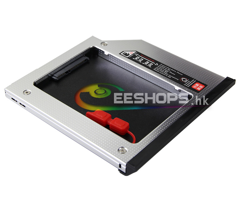 for Lenovo ThinkPad T440P T540P W540 W541 Laptop 2nd HDD SSD Caddy SATA 3 Second Hard