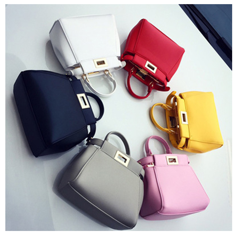 Bag Ladies Fashion Famous Brand Peekaboo Mini Bags High Quality Women Messenger Shoulder Bags Micro Handbags Small Women Bag famous brand high quality handbag simple fashion business shoulder bag ladies designers messenger bags women leather handbags