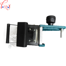 Heavy angle trimmer machine RC321S woodworking equipment for small corner trimmer machine