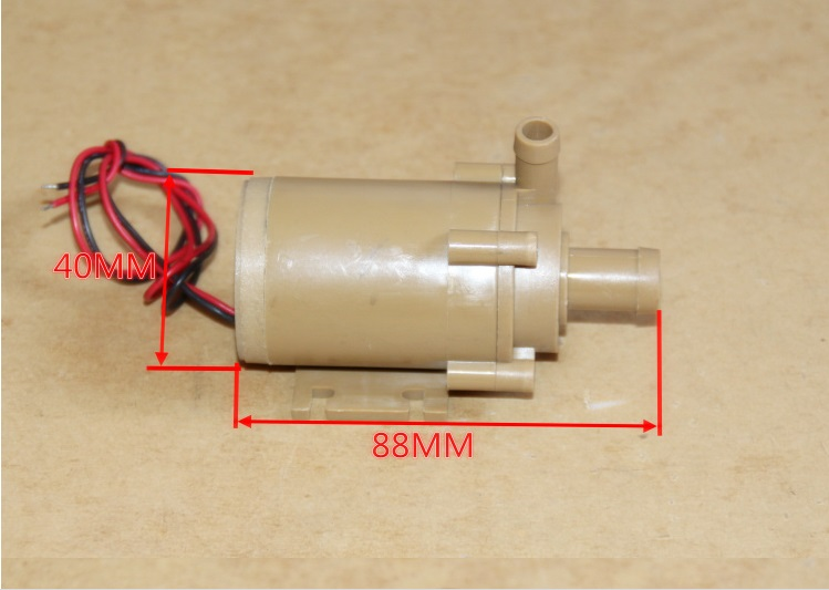 submersible pump: micro/ brushless/ centrifugal pump/second-hand   lzx