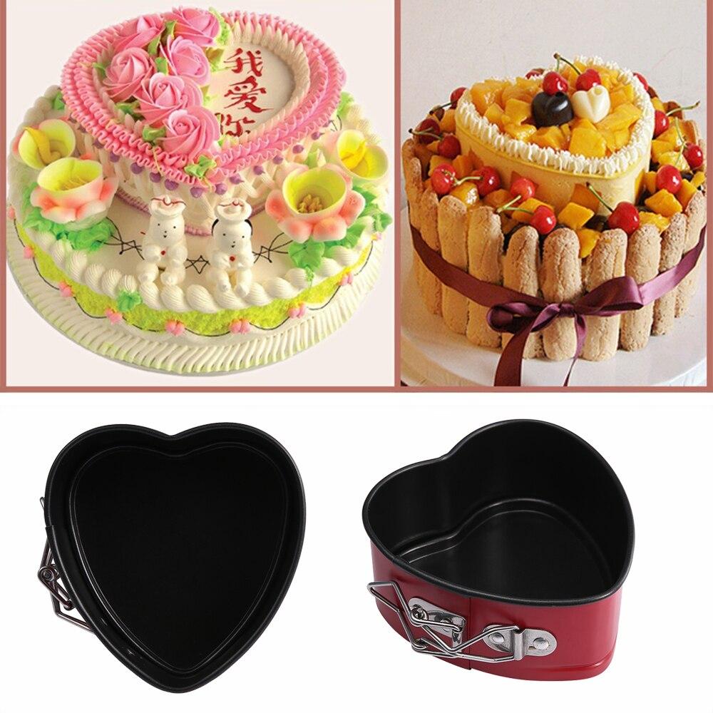 Herzform Antihaft Slipknot Kuchen Backformen Springform Pan