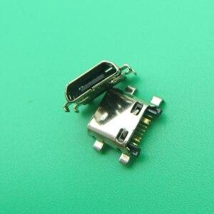 Image 2 - 50 adet/grup Yeni Şarj mikro usb şarj istasyonu konektör soket Samsung J5 Başbakan On5 G5700 J7 Başbakan On7 G6100 G530 G532