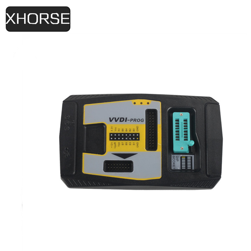 Original V4.7.6 Xhorse VVDI PROG Programmer Auto ECU Flash Programmer For BMW Support Update and Multi-languages original xhorse vvdi2 commander key programmer with basic bmw and obd functions
