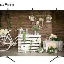 BEIPOTO Крытый фон для фотосъемки Свадебные Вечерние Декорации фото реквизит для студии, фон для фотосъемки деревянный дом свадебный душ