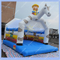 Inflatable Bouncy Castle,Alibaba Inflatable Bouncer,Horse Jumping Castle with Big Blower,Inflatable Bounce House Rentals