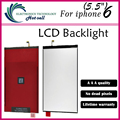 """10PCS/LOT Ori QUALITY New For iPhone 6 plus 5.5"""" LCD Display Backlight Replacement"""