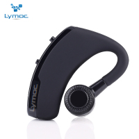 LYMOC V9 Bluetooth Headsets Wireless Earphone Ear Hook CSR4 1 HD MIC Handsfree Phone Headphone Universal