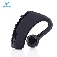 LYMOC V9 Bluetooth Headsets Wireless Earphone Ear Hook CSR4 1 HD MIC Handsfree Phone Headphone Universal