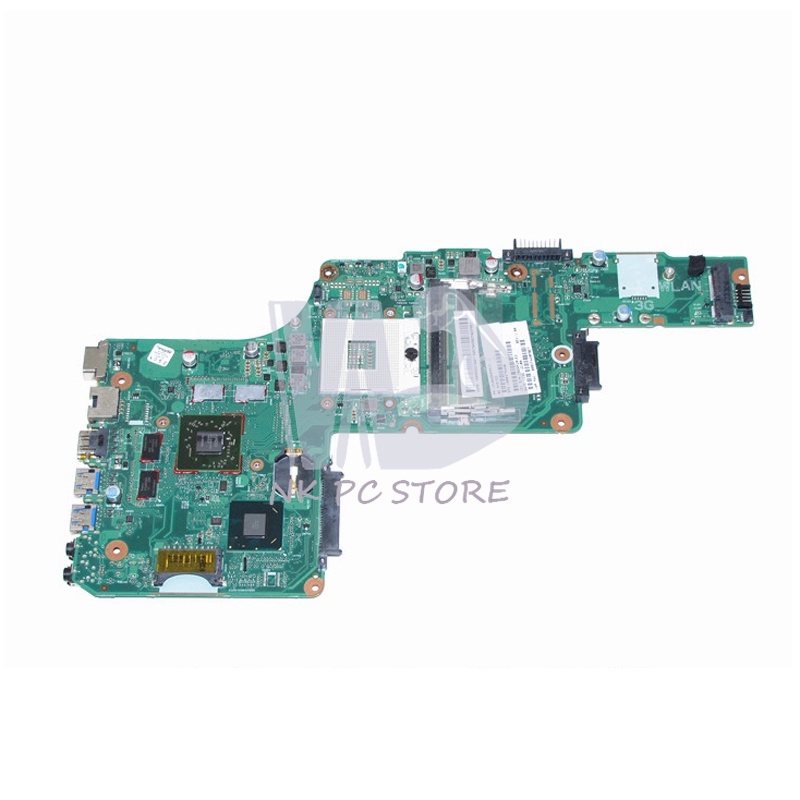 For Toshiba Satellite L855 L850 Laptop Motherboard V000275440 DK10FG-6050A2509901-MB-A02 HD4000 <font><b>HD</b></font> <font><b>7670M</b></font> DDR3 image