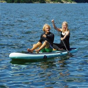 Image 3 - Aqua Marina 370*87*15cm Super Trip Inflatable Sup Stand Up Paddle Board Family Sup Board