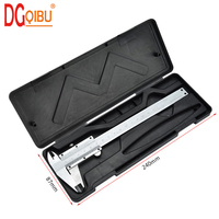 Vernier Calipers 0 150mm0.02 Precision Micrometer Measuring Stainless Steel Inspectors accurate Caliper Measuring Tools|steel stair|steel handlecaliper wind back tool -