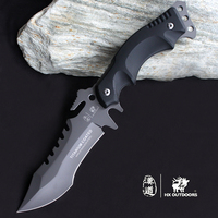 HX OUTDOORS Knife Camping Saber Tactical Fixed Blade Knife Zero Tolerance Hunting Survival Tools Cold Steel