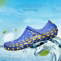 Fashion Spring Summer Men Slippers flats Breathable Mesh Hollow Out Sandals Leisure Shoes