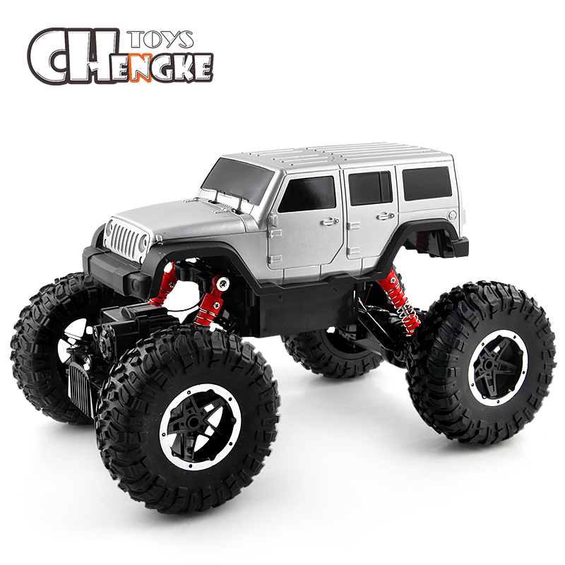 RC Vehicles 2.4G 4WD High Speed SUV RC Car Toy Car Motors Drive Remote Car High Speed Racing Car Climbing Remote