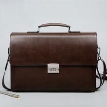 BERAGHINI, деловая мужская сумка, устойчивая к замку, кожзам, портфель для мужчин, солидный банк, OL, мужской портфель, сумка, платье, мужская сумка