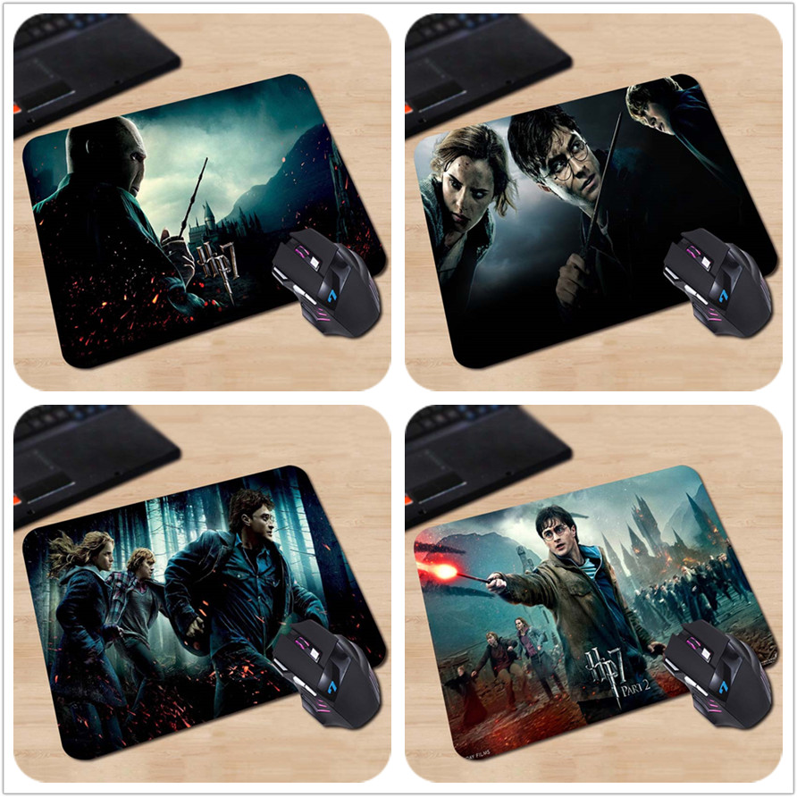 lord voldemort harry potter and the deathly hallows part Hot Sale Mouse Pad Computer Gaming MousePads