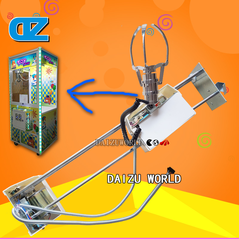 Doll machine Plastic  gantry /Toy crane machine spare parts/crane crown /Claw machine motor / Toys Claw / Catch Candy games толстовка toy machine bummed black