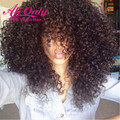 Malaysian Kinky Curly Hair 4 Bundles Soft Kinky Curly Virgin Hair Weave Malaysian Curly Hair Cheap Curly Malaysian Virgin Hair