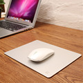 Marca MantisTek 24x18 cm Base Alluminum Borracha Anti-Slip Gaming Mouse Pad Gamer PC Computador Portátil Universal jogo Tapete de Rato