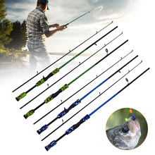 2019 Newly FRP Fishing Rod Telescopic Ultralight Camouflage Pole for Stream Freshwater  19ing