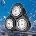 Remplacement de tête de rasoir en acier inoxydable pour Philips RQ11 1150X 1160X
