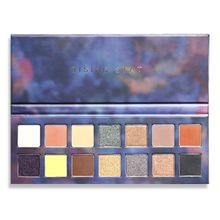 цена 14 Colors Shimmer Cream makeup eyeshadow palette Soft Studio Nude Pigmented  Eyeshadow Pallette  maquiagem profissional completa в интернет-магазинах