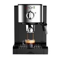 CUKYI 3 в 1 ручка полуавтоматическая капсула Кофе машины эспрессо, капучино Кофе чайник высокого Давление пара 20 бар 1.5L 220 В