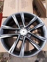 18 Gunmetal RX F спортивный стиль колесные диски подходит Lexus + 40 мм et 5x114.3 Sport внедорожник w225