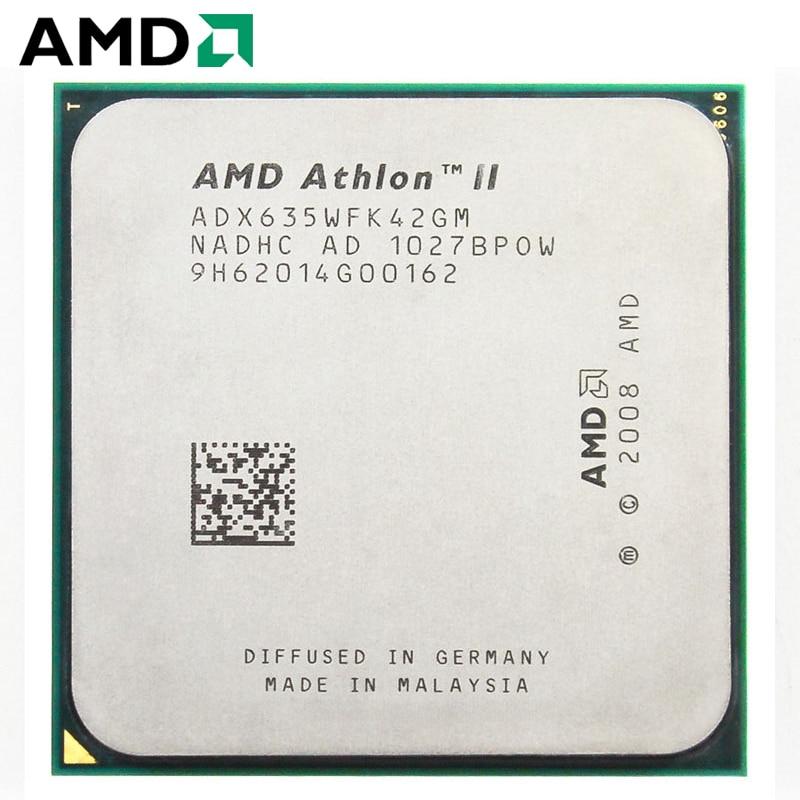 Amd Athlon Ii X4 635 Cpu Socket Am3 95w 2 9ghz 938 Pin Quad Core Desktop Processor Cpu X4 635 Socket Am3 Cpus Aliexpress