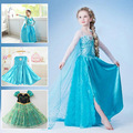 Princess Girl Dress Kid Baby Girl Dress For 2-10 Years Brand Children Dress Girl Cosplay Costume Party Clothing Vestidos Meninas